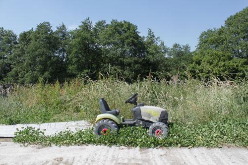 Pour les jeunes agriculteurs, le bail à la ferme supposé les protéger devient un obstacle pour accéder à la terre. © Olivier Bailly / Agence Alter