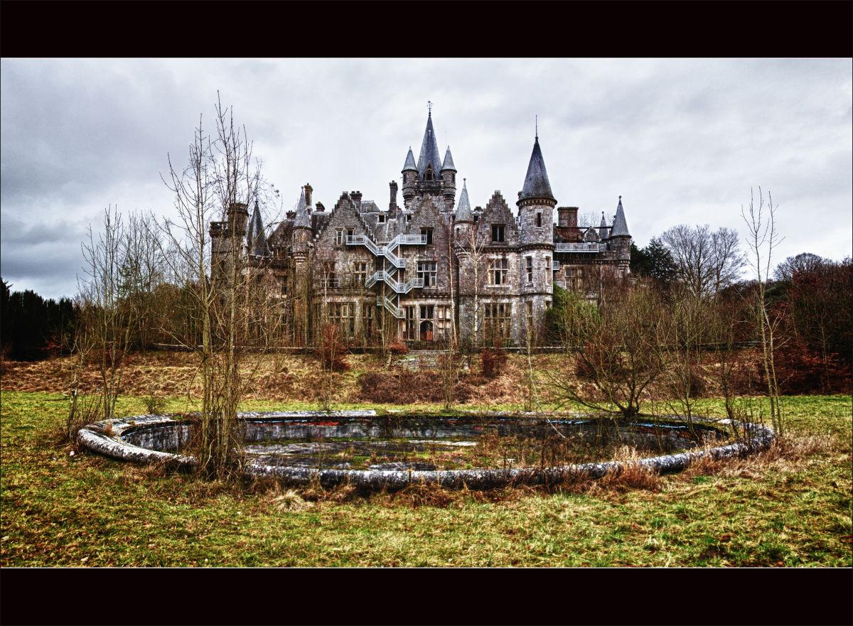 Tout le logement en Wallonie n'est pas dans l'état du château de Noisy (Celles). Et c'est heureux…