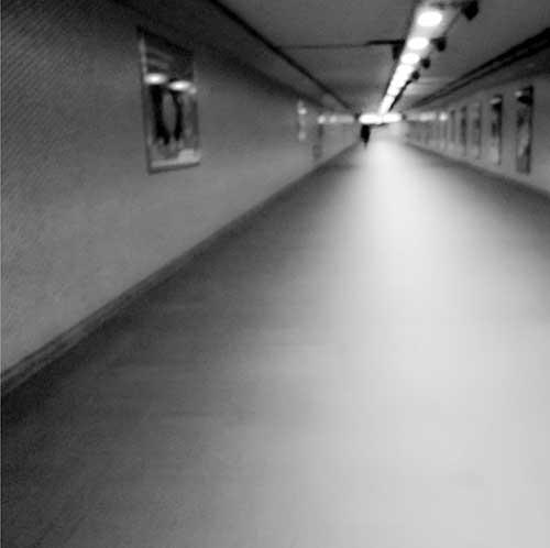 """Alves : """"C'est une mise en scène, j'ai dit à Jésus : marche. Il y a l'idée de la solitude""""."""