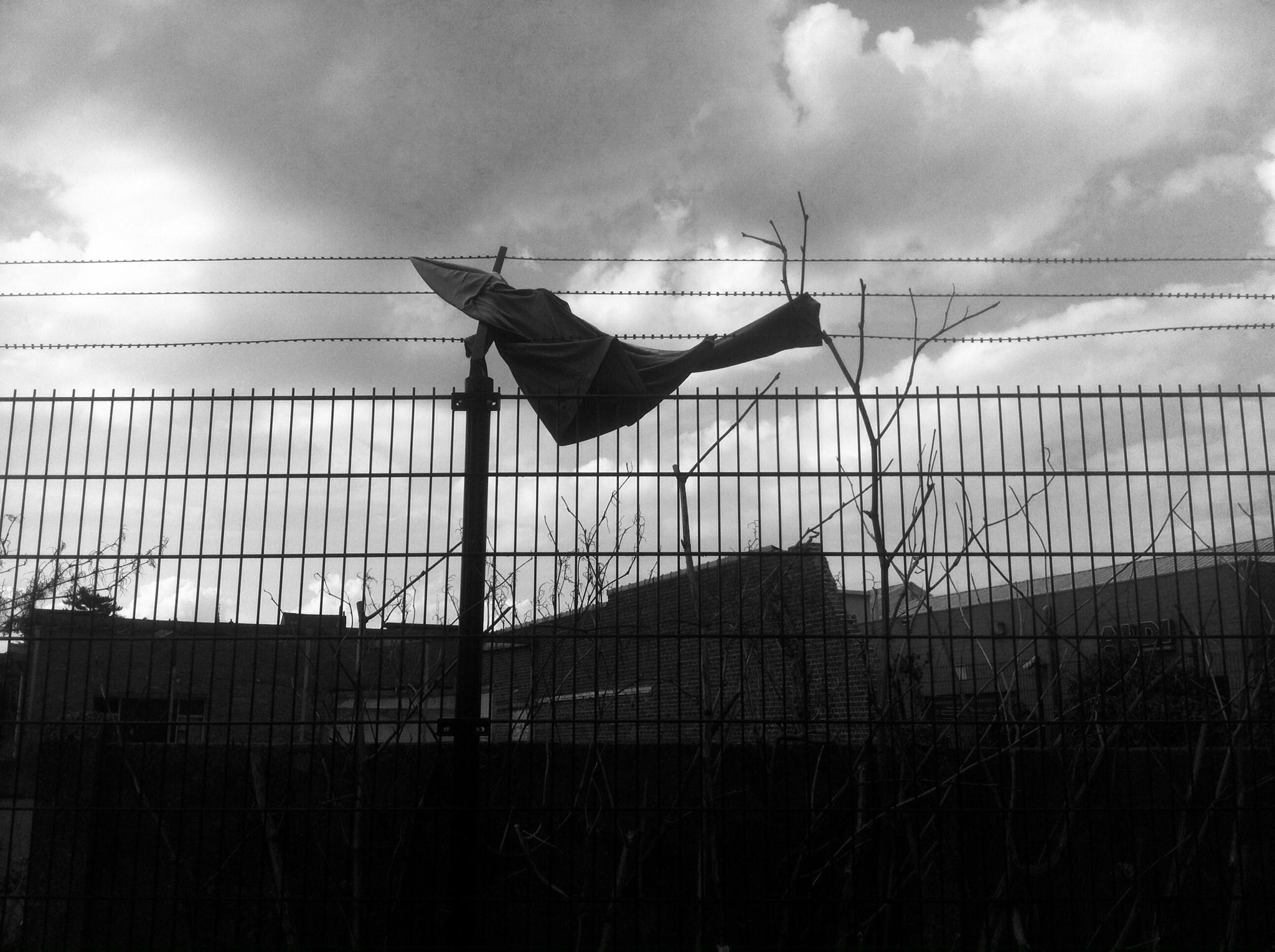 ©Nidae El Mohammadi, élève à l'IND. Photo prise près de l'Avenue Victor Olivier à Anderlecht.