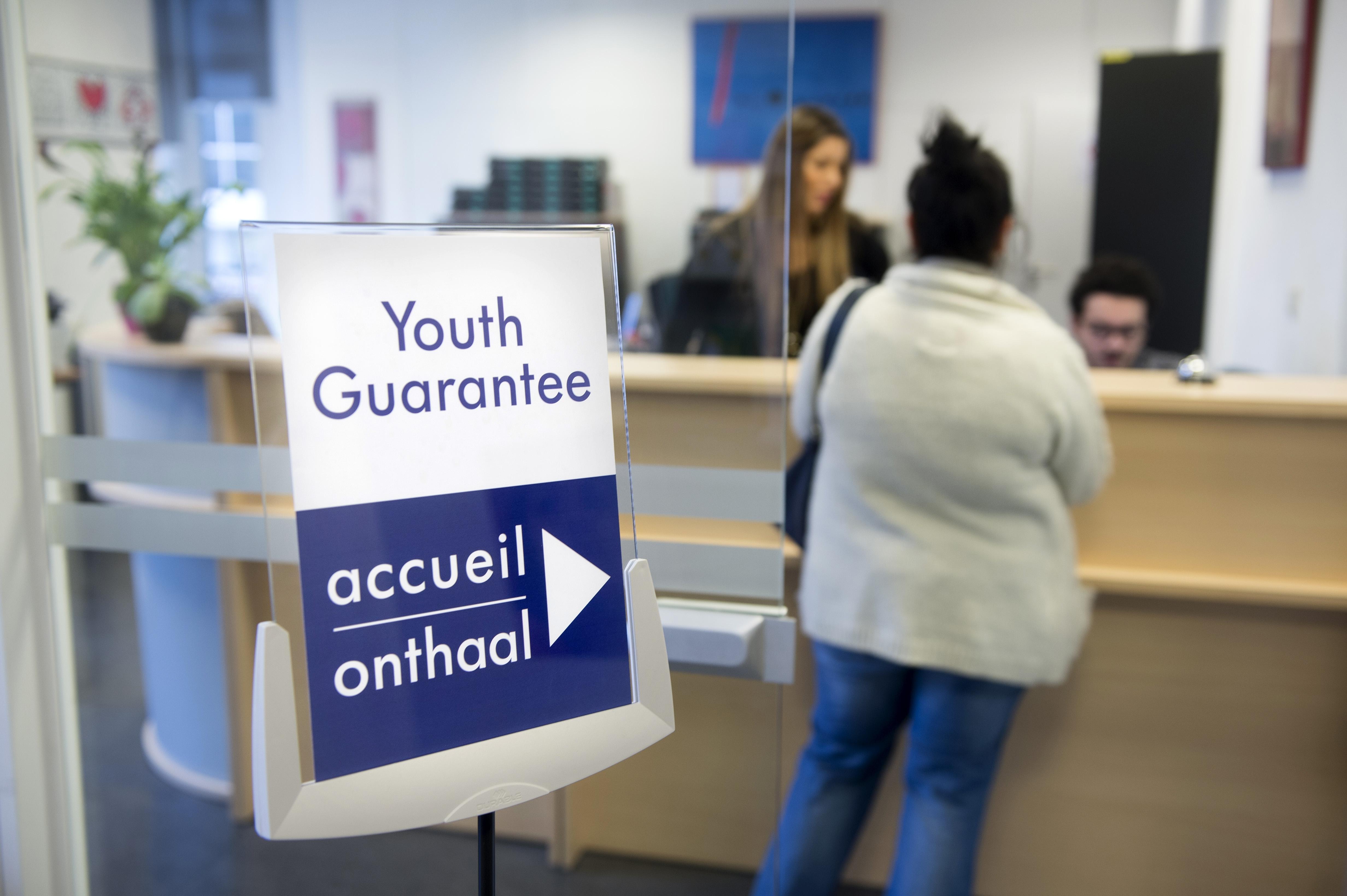 L'«Activa générique» sera accessible à tous les demandeurs d'emploi inoccupés depuis 12 mois inscrits auprès d'Actiris. DR/Jonas Hamers/ImageGlobe